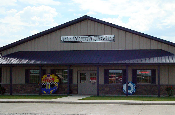 Lakeview IA, Retail Store, Tom Witt Contractor Inc., Lester Buildings