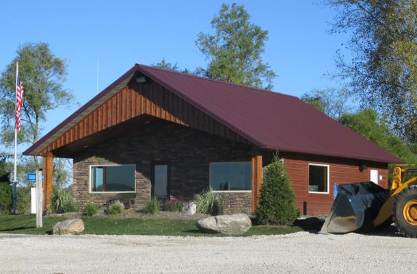 Des Moines Ia Office Building Building Lester