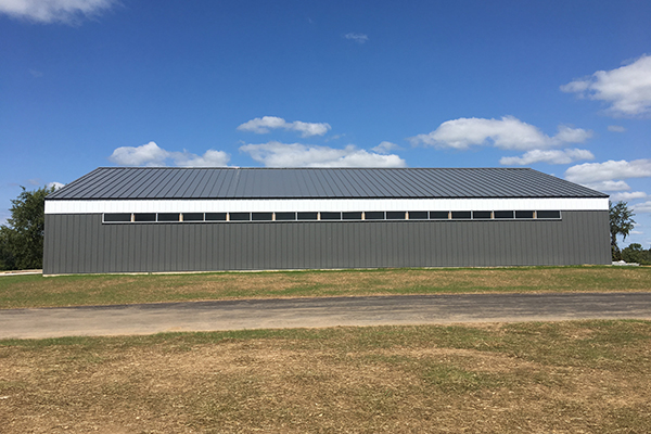 Columbus WI, Vehicle Storage, Brad Hovden, Lester Buildings, Eclipse Roof System