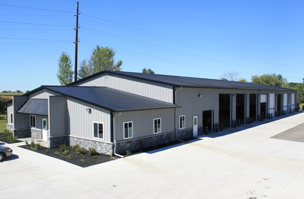 Hiawatha Ia Vehicle Sales Service Building Lester