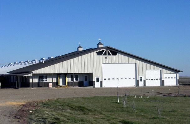 Leola Sd Hog Facility Building Lester Buildings