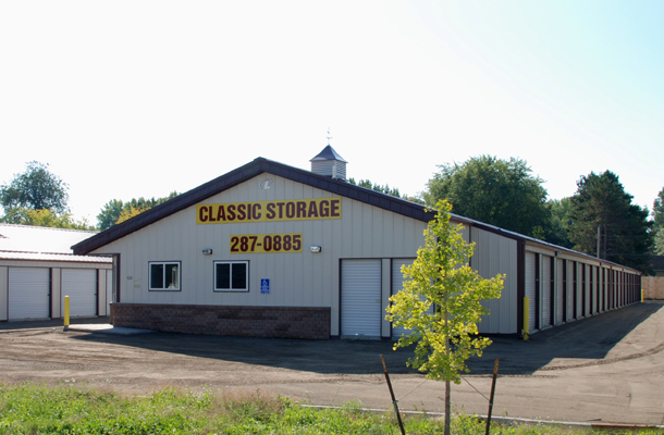 Rochester, MN - Self Storage Building - Lester Buildings ...