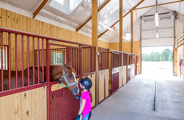 Parker, Co, Horse Stable, Sapphire Construction, Inc., Lester Buildings
