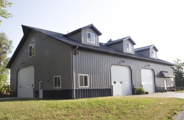 Cedar Rapids Ia Garage Hobby Shop Building Lester