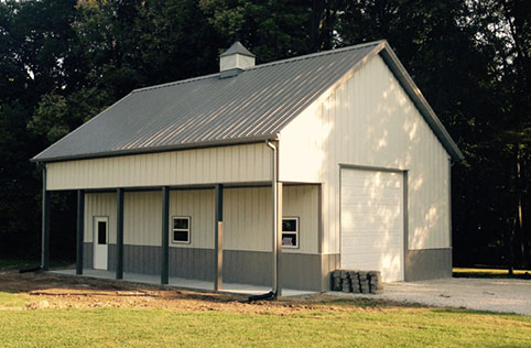 Maple Lake Mn Garage Hobby Shop Building Lester